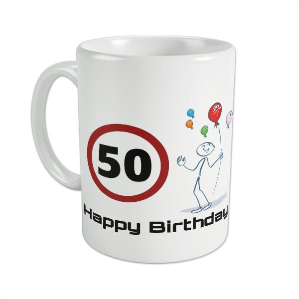 Geburtstagstasse | Fototasse zum Geburtstag | Geburtstags-Fototasse | Tasse mit Bild und Namen | Tasse zum Geburtstag