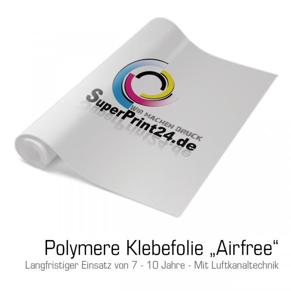 Klebefolie | Klebefolien | Luftkanaltechnik | Airfree | Aufkleber | Klebe-Folie | Superprint24.de