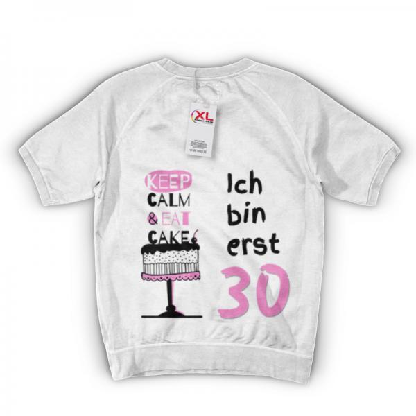 T-Shirts bedruckt zum Geburtstag | Geburtstags Tshirt | Geburtstags T-Shirts günstig drucken