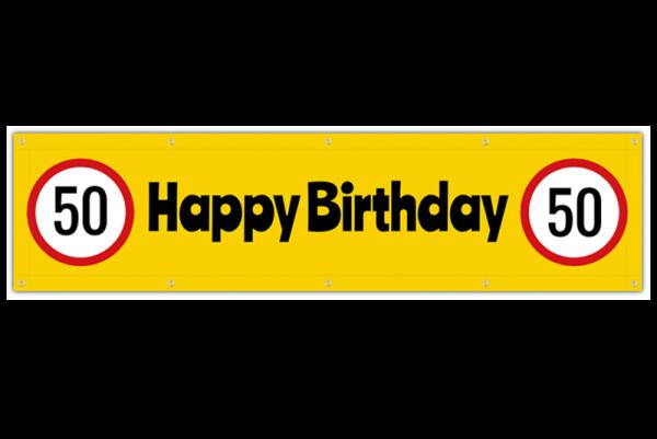 Geburtstagsbanner selber gestalten | Geburtstags Plakat gestalten | Geburtstagsbanner drucken | 18. Geburtstag Banner