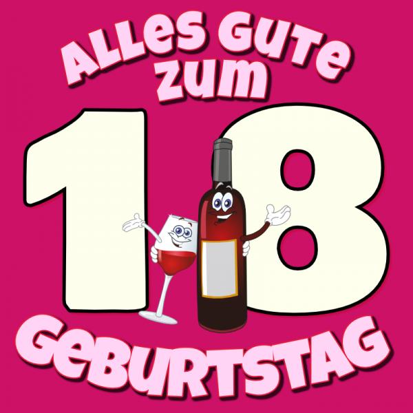 18. Geburtstag | Geburtstagsbanner | 18ter | Bannerdruck | Banner Druck |