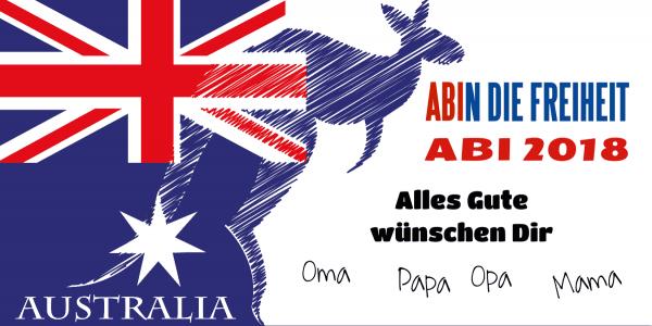 ABI-Plakat - Plakat zum ABI
